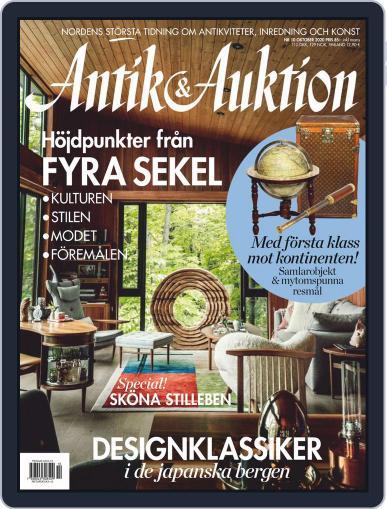 Antik & Auktion October 1st, 2020 Digital Back Issue Cover