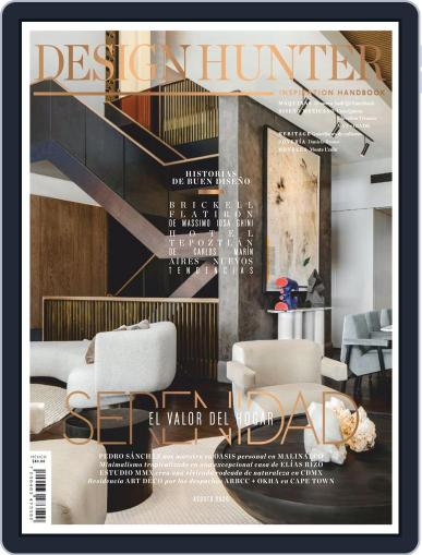 Design Hunter Mexico August 1st, 2020 Digital Back Issue Cover
