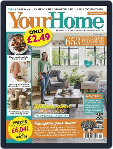 Your Home (Digital) October 1st, 2020 Issue Cover
