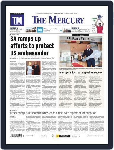 Mercury (Digital) September 15th, 2020 Issue Cover
