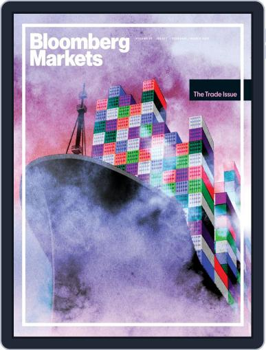Bloomberg Markets February 1st, 2020 Digital Back Issue Cover