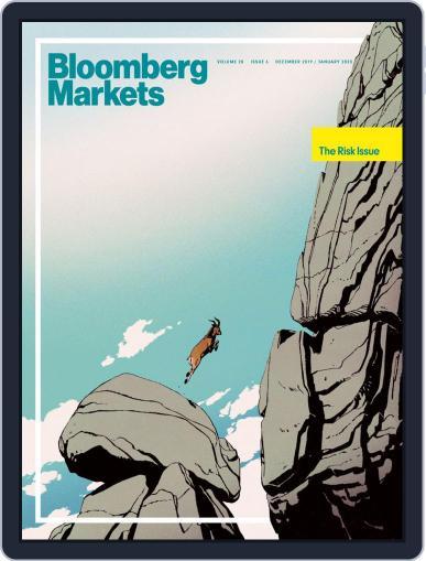 Bloomberg Markets December 1st, 2019 Digital Back Issue Cover