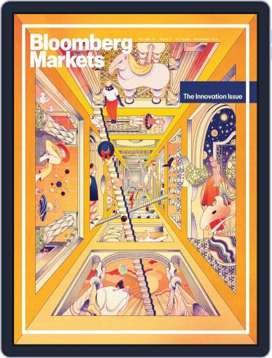 Bloomberg Markets (Digital) October 1st, 2019 Issue Cover