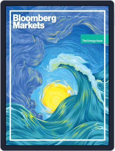 Bloomberg Markets August 1st, 2019 Digital Back Issue Cover
