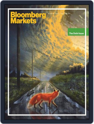 Bloomberg Markets April 1st, 2019 Digital Back Issue Cover