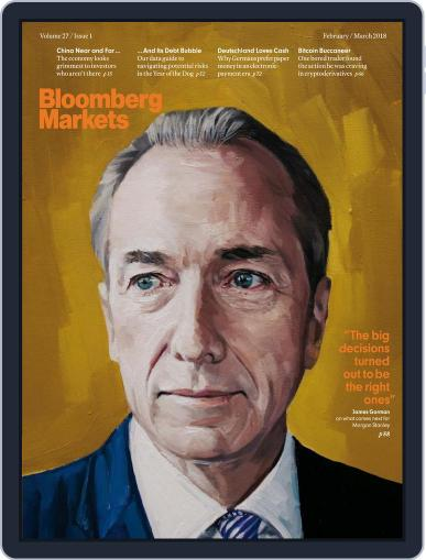 Bloomberg Markets (Digital) February 1st, 2018 Issue Cover