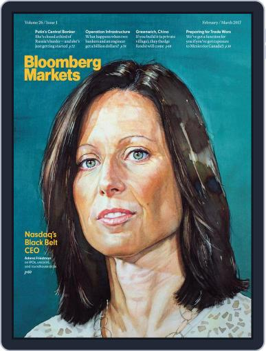 Bloomberg Markets February 1st, 2017 Digital Back Issue Cover