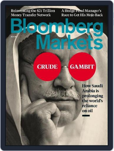 Bloomberg Markets April 9th, 2015 Digital Back Issue Cover