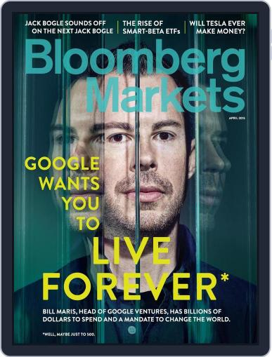 Bloomberg Markets (Digital) March 13th, 2015 Issue Cover