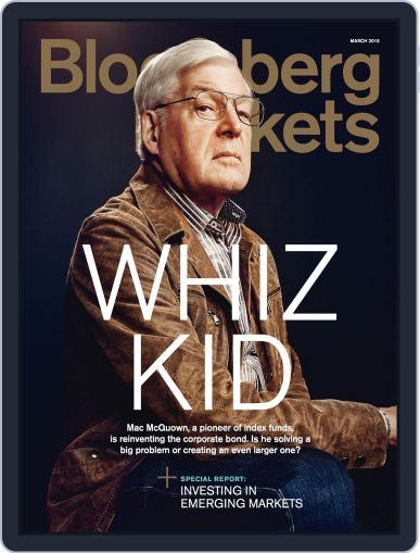 Bloomberg Markets February 6th, 2015 Digital Back Issue Cover