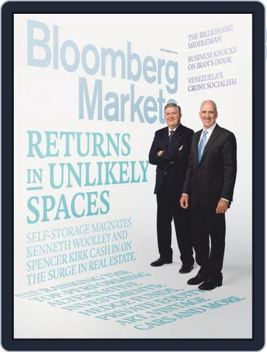Bloomberg Markets August 14th, 2014 Digital Back Issue Cover