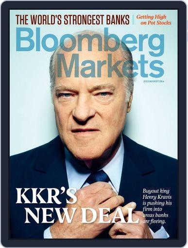 Bloomberg Markets (Digital) June 27th, 2014 Issue Cover