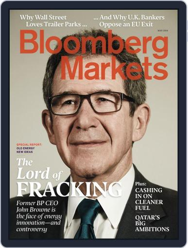 Bloomberg Markets April 4th, 2014 Digital Back Issue Cover