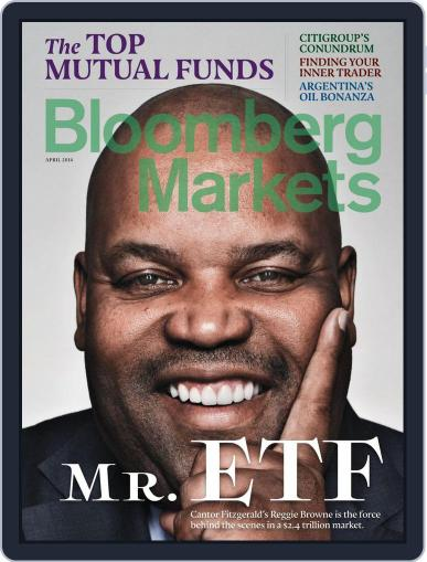 Bloomberg Markets March 7th, 2014 Digital Back Issue Cover