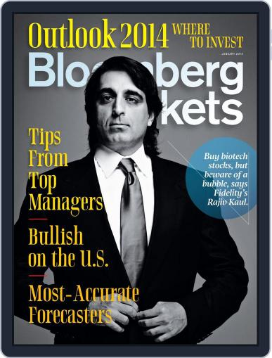 Bloomberg Markets (Digital) December 17th, 2013 Issue Cover
