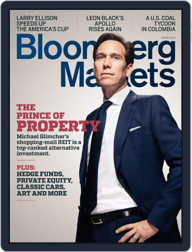 Bloomberg Markets (Digital) July 5th, 2013 Issue Cover