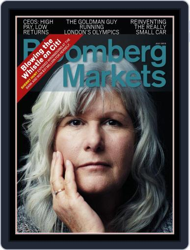 Bloomberg Markets (Digital) June 7th, 2012 Issue Cover
