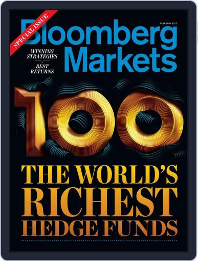 Bloomberg Markets January 3rd, 2012 Digital Back Issue Cover
