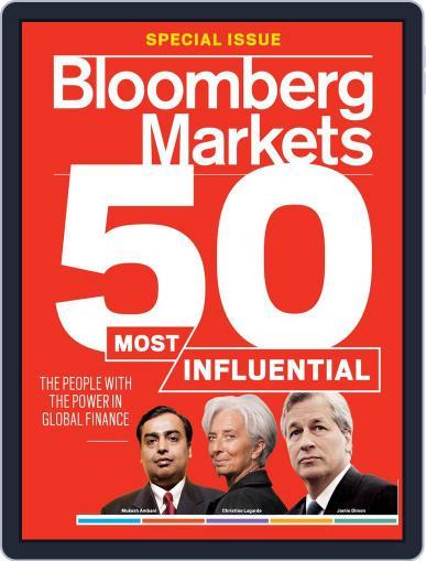 Bloomberg Markets (Digital) September 1st, 2011 Issue Cover