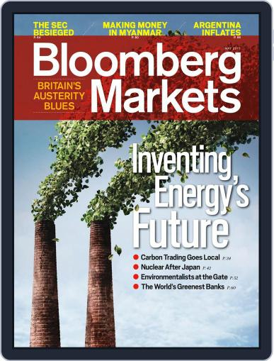 Bloomberg Markets (Digital) March 31st, 2011 Issue Cover