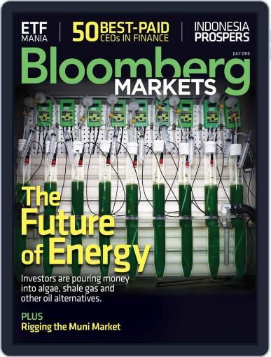 Bloomberg Markets (Digital) June 3rd, 2010 Issue Cover