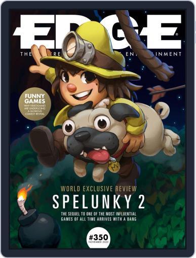 Edge November 1st, 2020 Digital Back Issue Cover