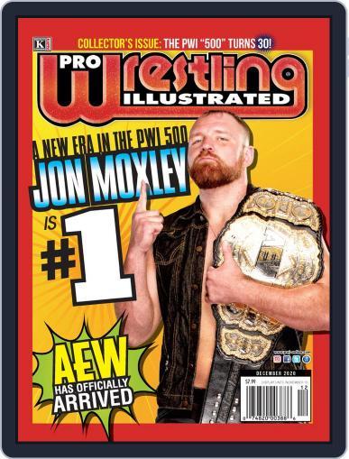Pro Wrestling Illustrated December 1st, 2020 Digital Back Issue Cover