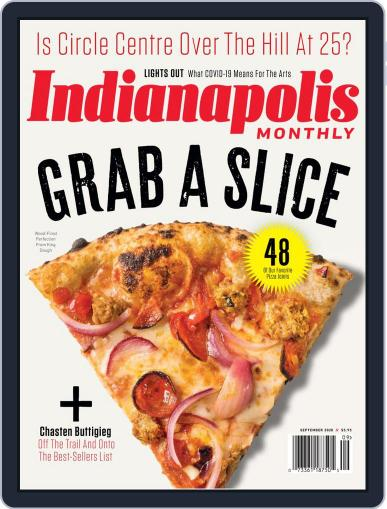 Indianapolis Monthly (Digital) September 1st, 2020 Issue Cover