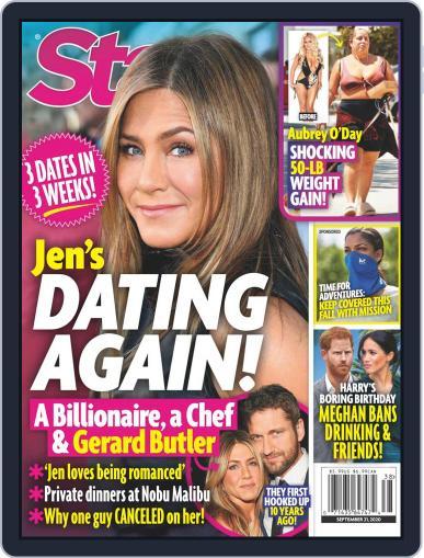 Star September 21st, 2020 Digital Back Issue Cover