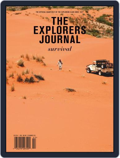The Explorers Journal June 21st, 2020 Digital Back Issue Cover