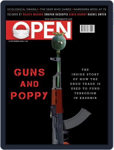 Open India September 11th, 2020 Digital Back Issue Cover