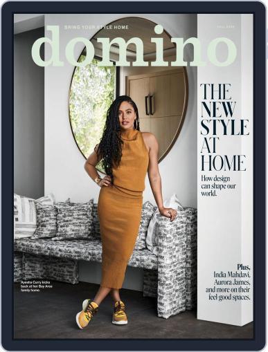 domino September 9th, 2020 Digital Back Issue Cover