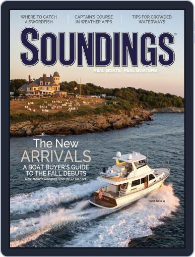 Soundings (Digital) October 1st, 2020 Issue Cover