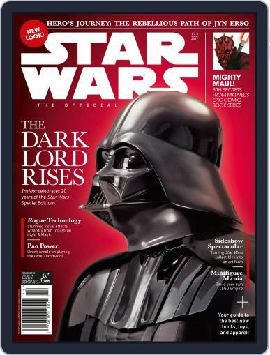 Star Wars Insider June 1st, 2017 Digital Back Issue Cover