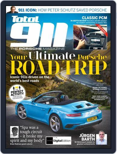 Total 911 October 1st, 2020 Digital Back Issue Cover