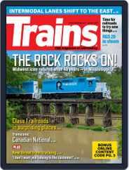 Trains (Digital) Subscription October 1st, 2020 Issue