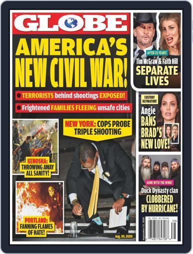 Globe September 21st, 2020 Digital Back Issue Cover