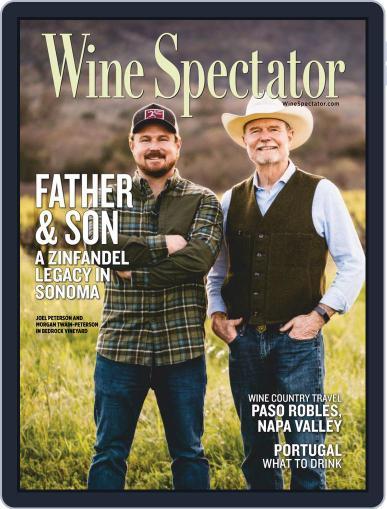 Wine Spectator (Digital) June 30th, 2019 Issue Cover