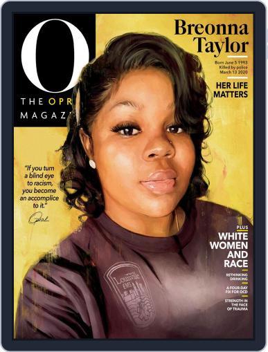 O, The Oprah Magazine (Digital) September 1st, 2020 Issue Cover