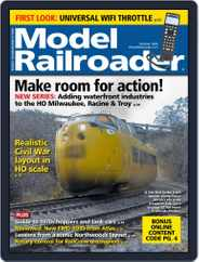 Model Railroader (Digital) Subscription October 1st, 2020 Issue