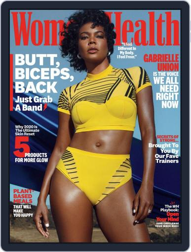 Women's Health (Digital) October 1st, 2020 Issue Cover