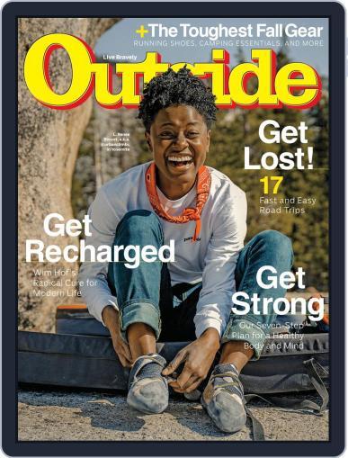 Outside (Digital) September 1st, 2020 Issue Cover