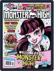 Monster High Magazine (Digital) Subscription November 1st, 2016 Issue