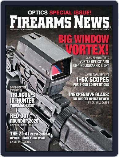 Firearms News September 15th, 2020 Digital Back Issue Cover