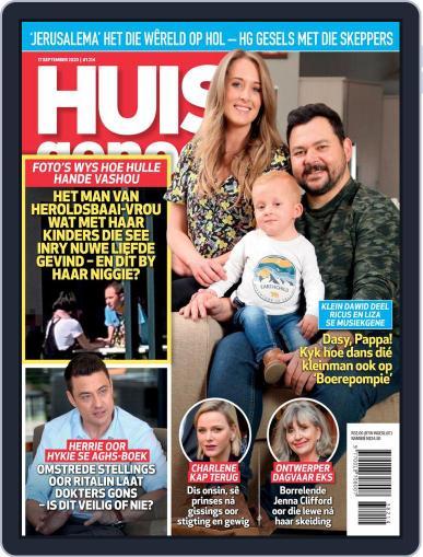 Huisgenoot (Digital) September 17th, 2020 Issue Cover