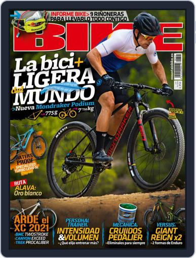Bike - España September 1st, 2020 Digital Back Issue Cover