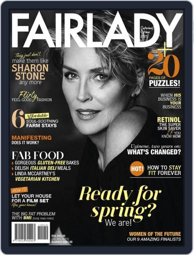 Fairlady South Africa Magazine (Digital) September 1st, 2021 Issue Cover