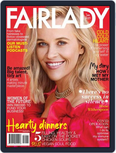 Fairlady South Africa June 1st, 2020 Digital Back Issue Cover
