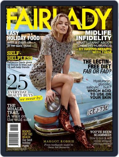 Fairlady South Africa (Digital) January 1st, 2019 Issue Cover