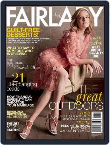Fairlady South Africa (Digital) April 1st, 2018 Issue Cover